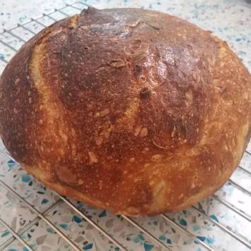 first loaf